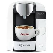 Tassimo by Bosch Joy Coffee Machine - White Best Price, Cheapest Prices