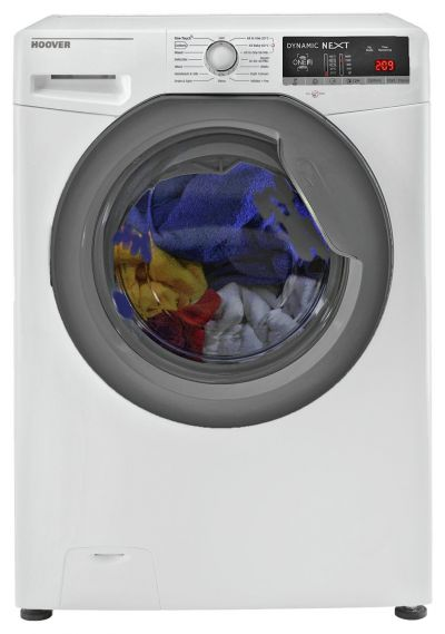 Hoover DWOAD 69HF3 9KG 1600 Spin Washing Machine - White Best Price, Cheapest Prices