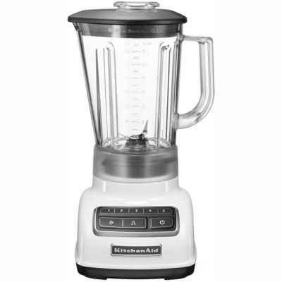 KitchenAid 5KSB1565BWH 1.75 Litre Blender - White Best Price, Cheapest Prices