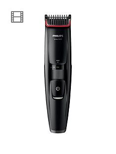 Philips Series 5000 Beard & Stubble Trimmer with Full Metal Blades - BT5200/13 Best Price, Cheapest Prices