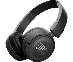 JBL T460BT Wireless Bluetooth Headphones - Black Best Price, Cheapest Prices