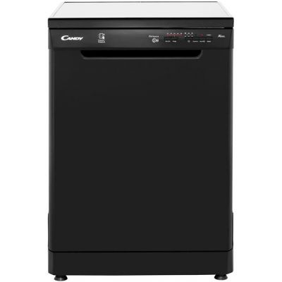 Candy CDP1LS67B Standard Dishwasher - Black - A+ Rated Best Price, Cheapest Prices