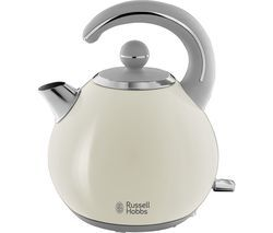RUSSELL HOBBS Bubble 24401 Kettle - Cream Best Price, Cheapest Prices