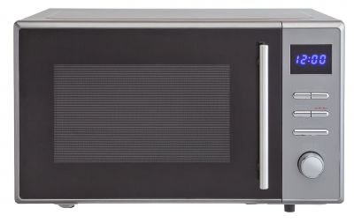 De'Longhi 900W Standard Microwave AC925 - Grey Best Price, Cheapest Prices