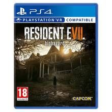 Resident Evil 7 Biohazard PS4 PSVR Game Best Price, Cheapest Prices