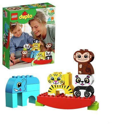 LEGO DUPLO My First Balancing Toy Animals - 10884 Best Price, Cheapest Prices