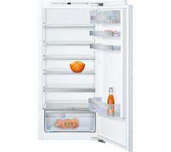 NEFF KI1413F30G Integrated Tall Fridge - White Best Price, Cheapest Prices