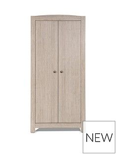 Silver Cross New England Double Wardrobe Best Price, Cheapest Prices