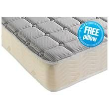 Dormeo Deluxe Memory Foam Kingsize Mattress Best Price, Cheapest Prices