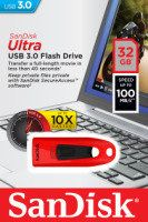 SanDisk 32GB Ultra USB 3.0 Flash Drive Best Price, Cheapest Prices