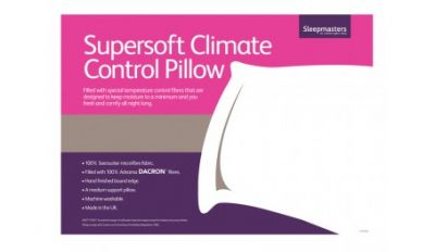 Supersoft Climate Control Pillow Best Price, Cheapest Prices