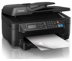 EPSON WorkForce WF-2750 All-in-One Inkjet Printer with Fax Best Price, Cheapest Prices