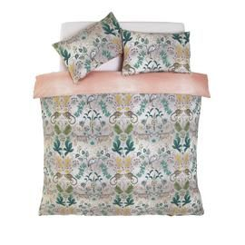 Argos Home Mirrored Tiger Bedding Set - Double Best Price, Cheapest Prices