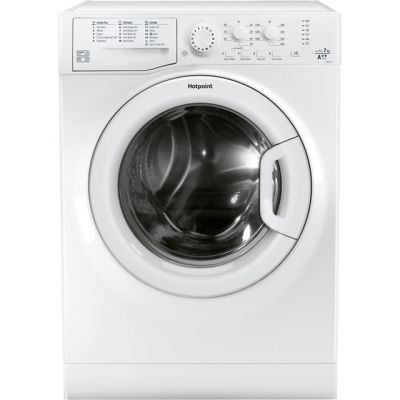 Hotpoint FML742PUK 7Kg Washing Machine with 1400 rpm - White - A++ Rated Best Price, Cheapest Prices