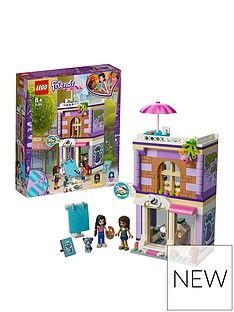 LEGO Friends 41365 Emma's Art Studio Best Price, Cheapest Prices