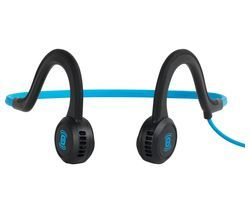 AFTERSHOKZ Sportz Titanium Headphones - Ocean Blue Best Price, Cheapest Prices