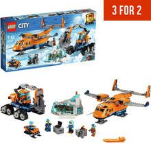 LEGO City Arctic Supply Plane - 60196 Best Price, Cheapest Prices