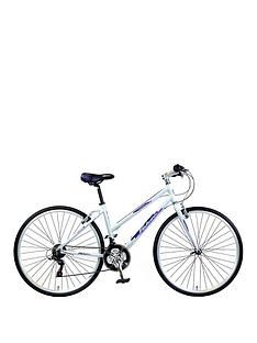 Falcon Falcon Modena Womens Bike 17 inch Frame 700c Wheel Sports Hybrid Best Price, Cheapest Prices
