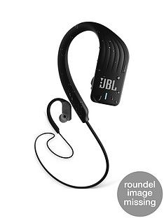 JBL Endurance SPRINT Wireless Bluetooth Sport Headphones with Touch Controls, IPX7 waterproof rating & 8 Hours Playback (Speed Charge Battery) - Black Best Price, Cheapest Prices