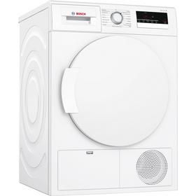 Bosch WTN83200GB 8KG Condenser Tumble Dryer - White Best Price, Cheapest Prices