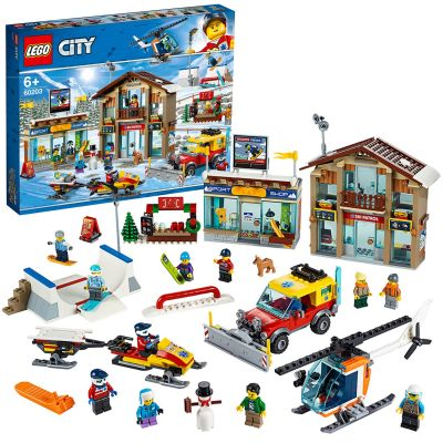 LEGO City Extra Town 2019 Playset - 60203 Best Price, Cheapest Prices