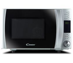 CANDY CMXW22DS-UK Compact Solo Microwave – Silver Best Price, Cheapest Prices