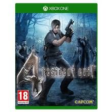 Resident Evil 4 Xbox One Game Best Price, Cheapest Prices