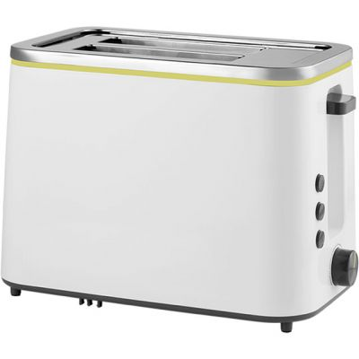 Beko New Line TAM4321W 2 Slice Toaster - White Best Price, Cheapest Prices