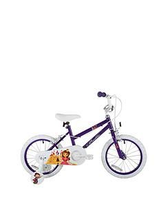 Sonic Belle Girls Play Bike 16 inch Wheel Best Price, Cheapest Prices