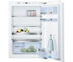 BOSCH KIR21AF30G Integrated Fridge Best Price, Cheapest Prices