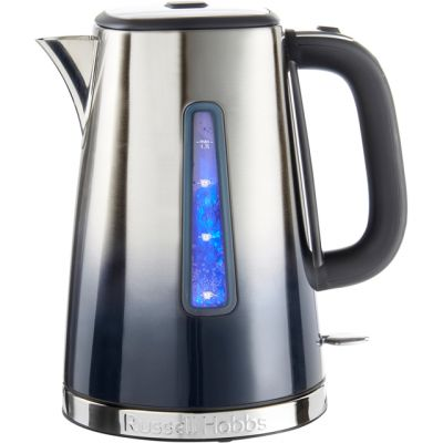 Russell Hobbs Eclipse 25111 Kettle - Midnight Blue Best Price, Cheapest Prices