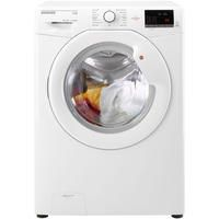 Hoover HL1492D3 Link With One Touch 9kg 1400 Spin Freestanding Washing Machine - White With White Door Best Price, Cheapest Prices