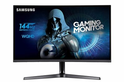 Samsung CJG5 27 Inch 144Hz QHD Curved Gaming Monitor Best Price, Cheapest Prices