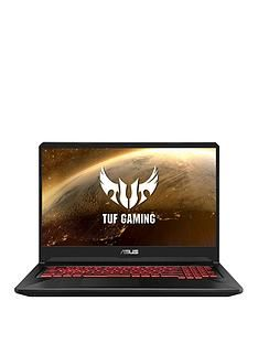 Asus ASUS TUF Gaming FX705DY-EW005T AMD Ryzen 5 8GB RAM 1TB54R + 256GB PCIE SSD 17.3in PC Gaming Laptop AMD 4GB Dedicated Graphics RX560 4GB Black Best Price, Cheapest Prices