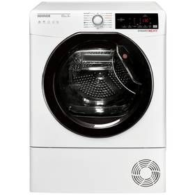 Hoover DXH10A2TCE 10KG Heat Pump Tumble Dryer - White Best Price, Cheapest Prices