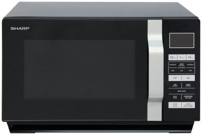 Sharp 900W Standard Microwave R360KM - Black Best Price, Cheapest Prices