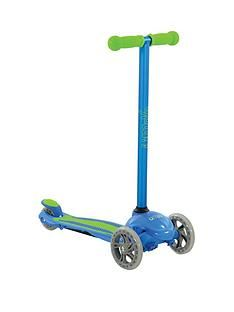U Move U FIRST Fixed Tilt Scooter – Blue/Green Best Price, Cheapest Prices