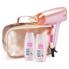 Lee Stafford Coco Loco Jetset Hairdryer Kit Best Price, Cheapest Prices