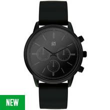 Spirit Men's Black Rubber Strap Watch Best Price, Cheapest Prices