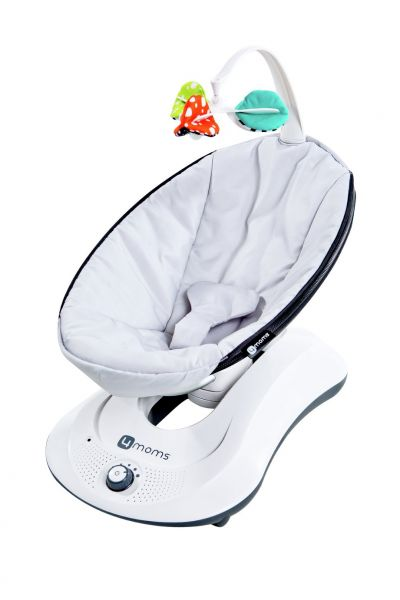 4moms RockaRoo Swing - Classic Grey Best Price, Cheapest Prices