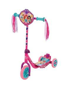 Disney Princess Disney Princess My First Crystal Tri Scooter Best Price, Cheapest Prices