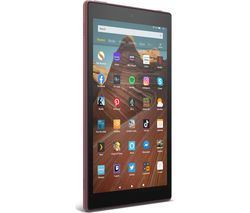 AMAZON Fire HD 10 Tablet (2019) - 32 GB, Plum Best Price, Cheapest Prices