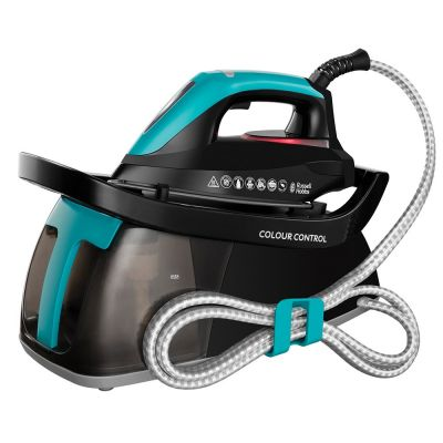 Russell Hobbs 25401 Colour Control Steam Generator Iron Best Price, Cheapest Prices