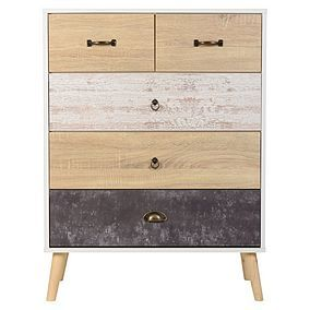Nordic Chest of Drawers Best Price, Cheapest Prices