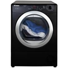 Candy GVS C9DCGB 9KG Condenser Tumble Dryer - Black Best Price, Cheapest Prices