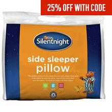 Silentnight Side Sleeper Pillow Best Price, Cheapest Prices