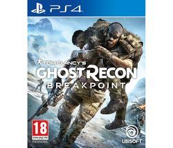 PS4 Tom Clancy's Ghost Recon Breakpoint Best Price, Cheapest Prices