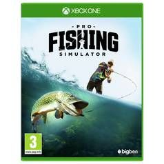 Pro Fishing Simulator Xbox One Game Best Price, Cheapest Prices