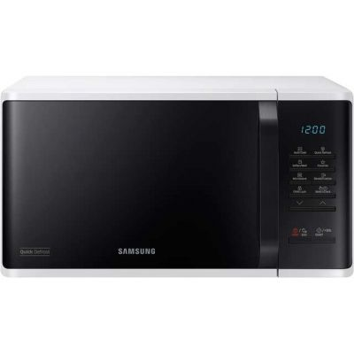 Samsung MS23K3513AW 23 Litre Microwave - White Best Price, Cheapest Prices