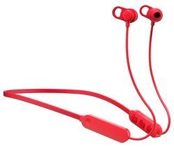 SKULLCANDY Jib+ Wireless Bluetooth Earphones - Red Best Price, Cheapest Prices
